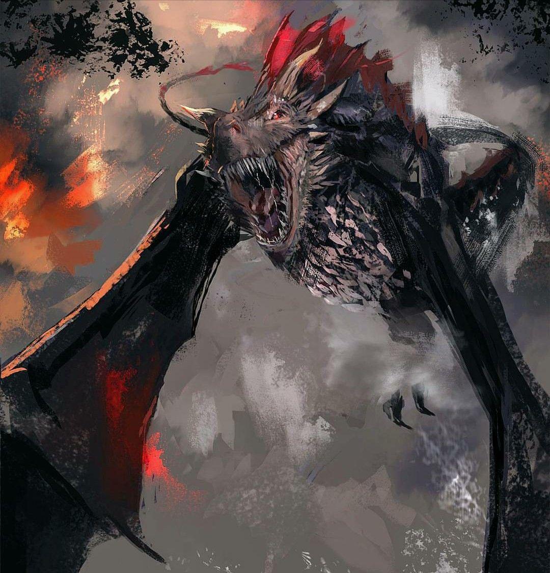 Drogon Game Of Thrones En 2019 Dragones Juego De Tronos Y Bestia