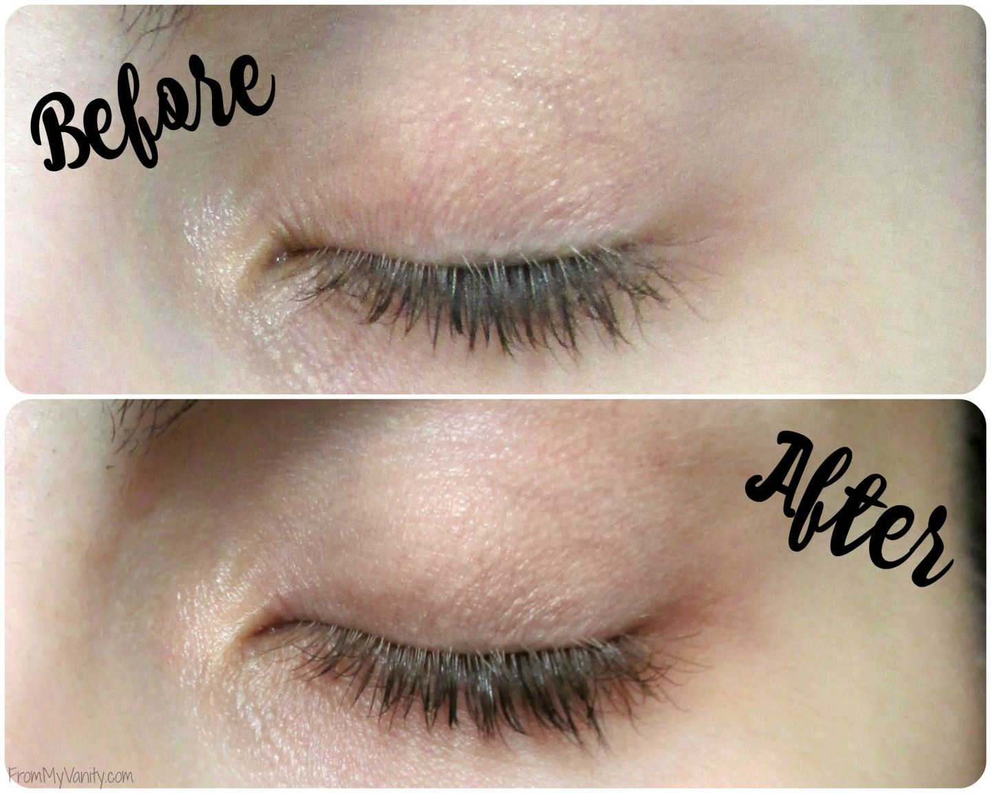 7c9c345f15b Grande Lash MD's GrandeLASH, GradePRIMER, and GrandeMASCARA Review //  Before and After Pictures // 4 Weeks // #GrandeLashMD #LongLashes //  FromMyVanity.com