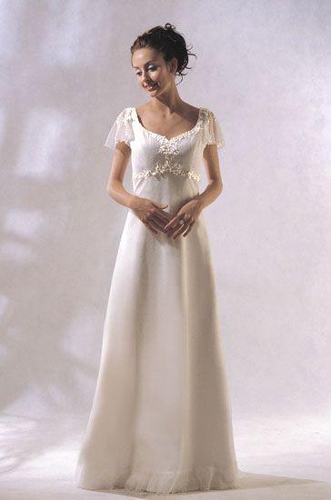 Celtic Wedding Dresses Casual