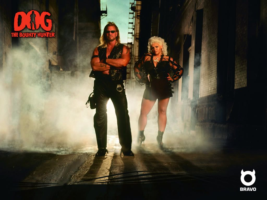 Dog And Beth With Images Dog The Bounty Hunter Bounty Hunter Hunter Dog