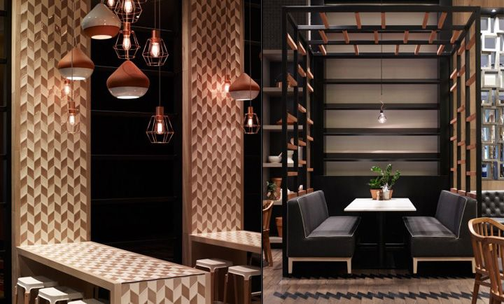 Cotta Cafe Melbourn : Cotta cafe by mim design melbourne restaurant fine dining mim
