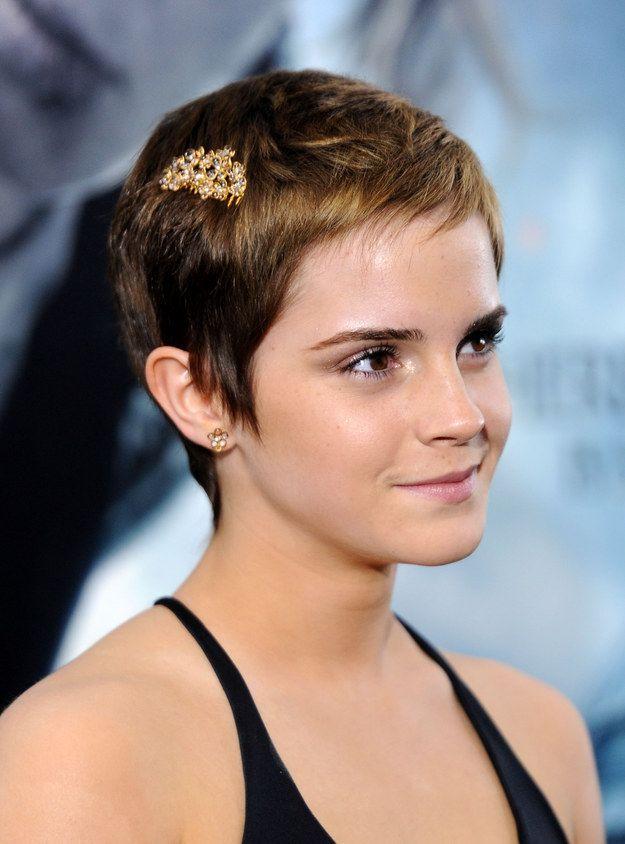 Emma Watson S New Haircut Is Literally The Definition Of Flawless Emma Watson Short Hair Emma Watson Sexiest Emma Watson