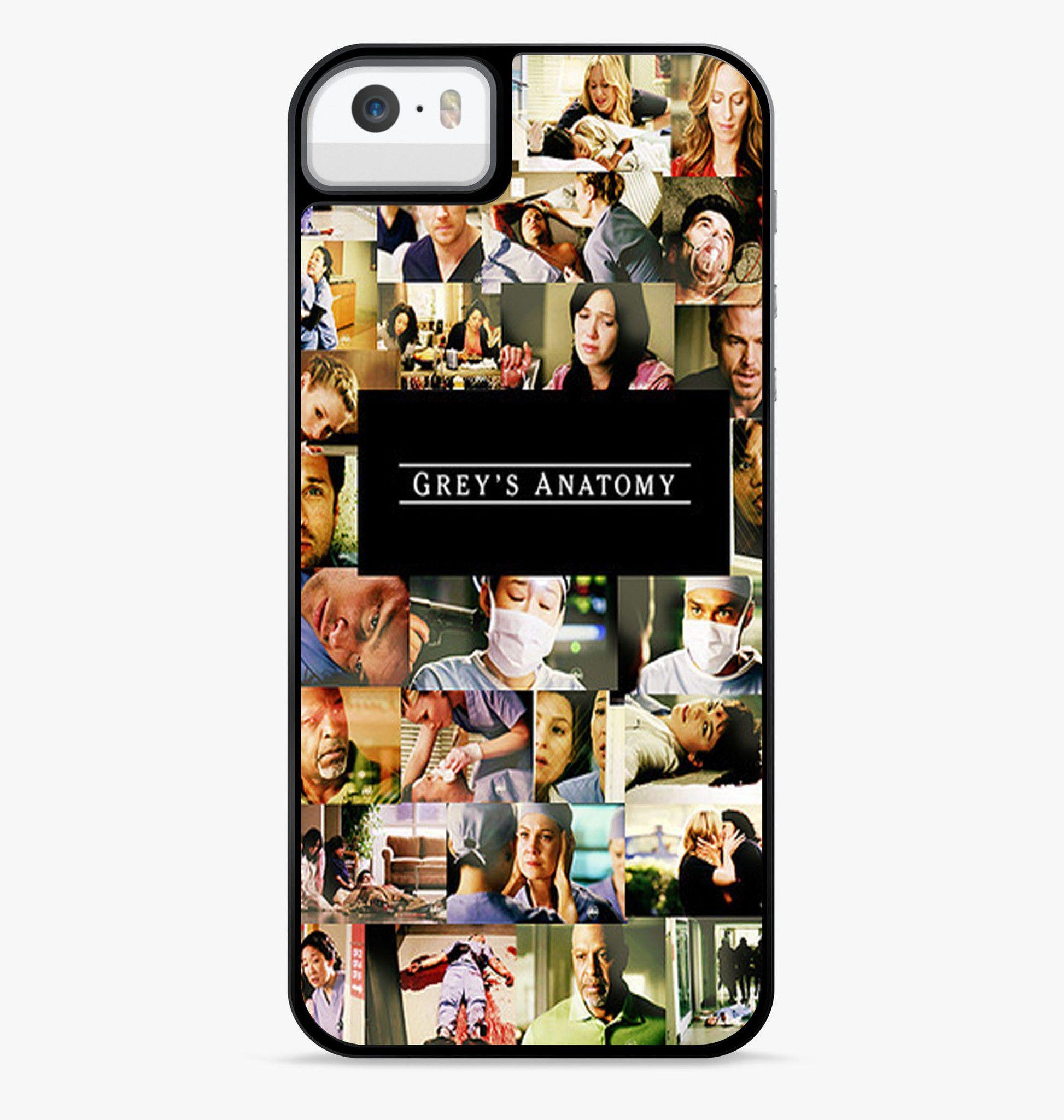 Buy Grey\'s Anatomy Collage iPhone Case #iphonecase #iphone6case ...