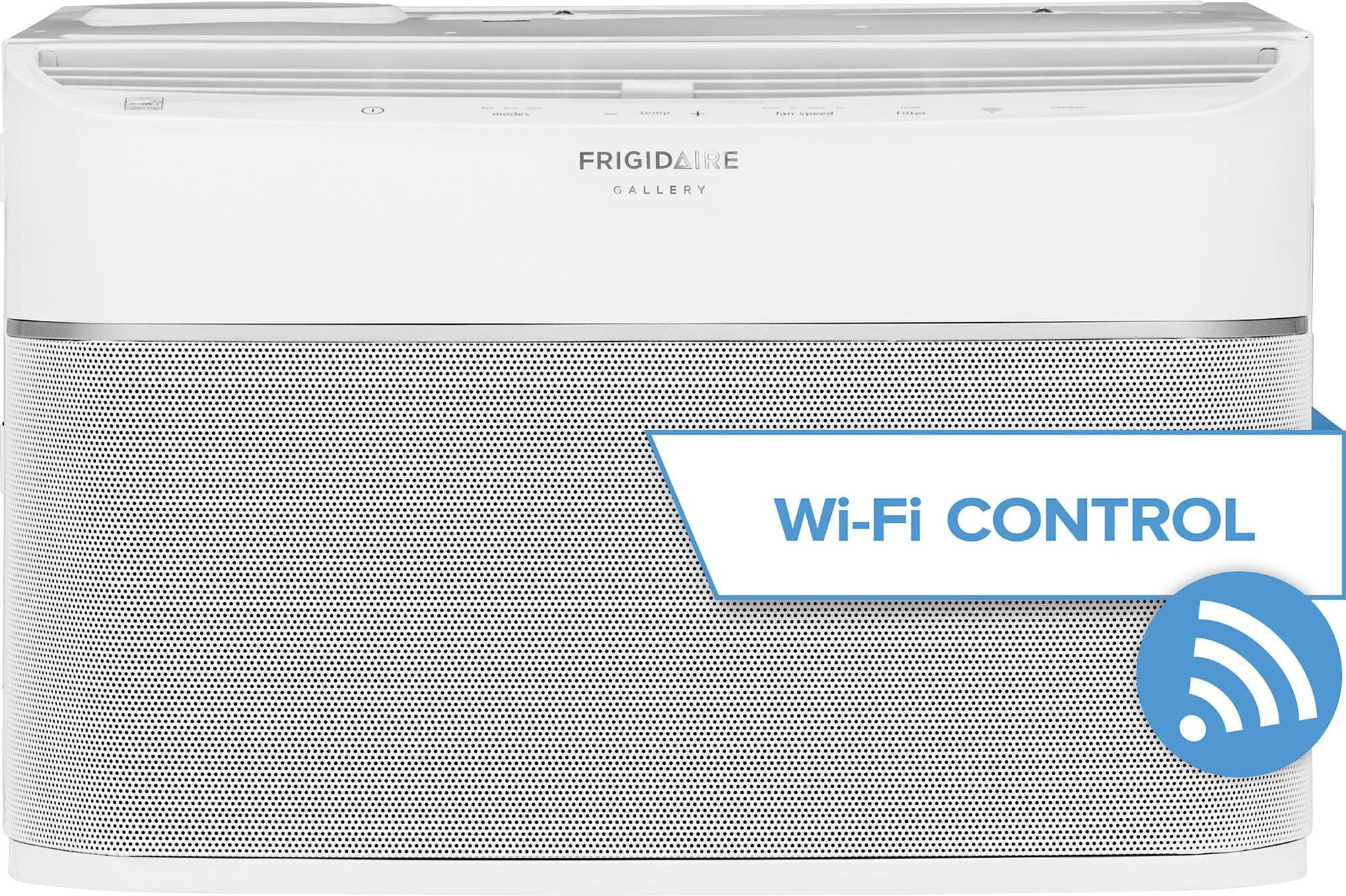 Frigidaire FGRC0844S1 8,000 BTU Smart Air Conditioner, Wi