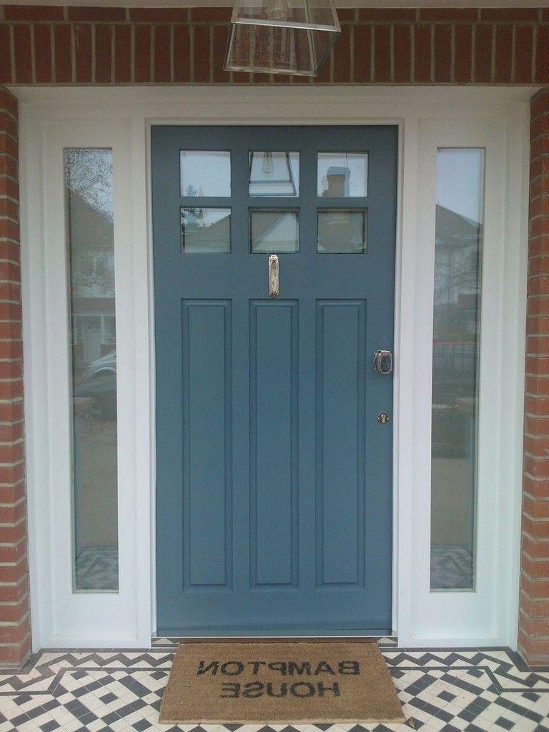 100 Brilliant Front Door Decorating Ideas Cottage Front Doors House Front Door Painted Front Doors