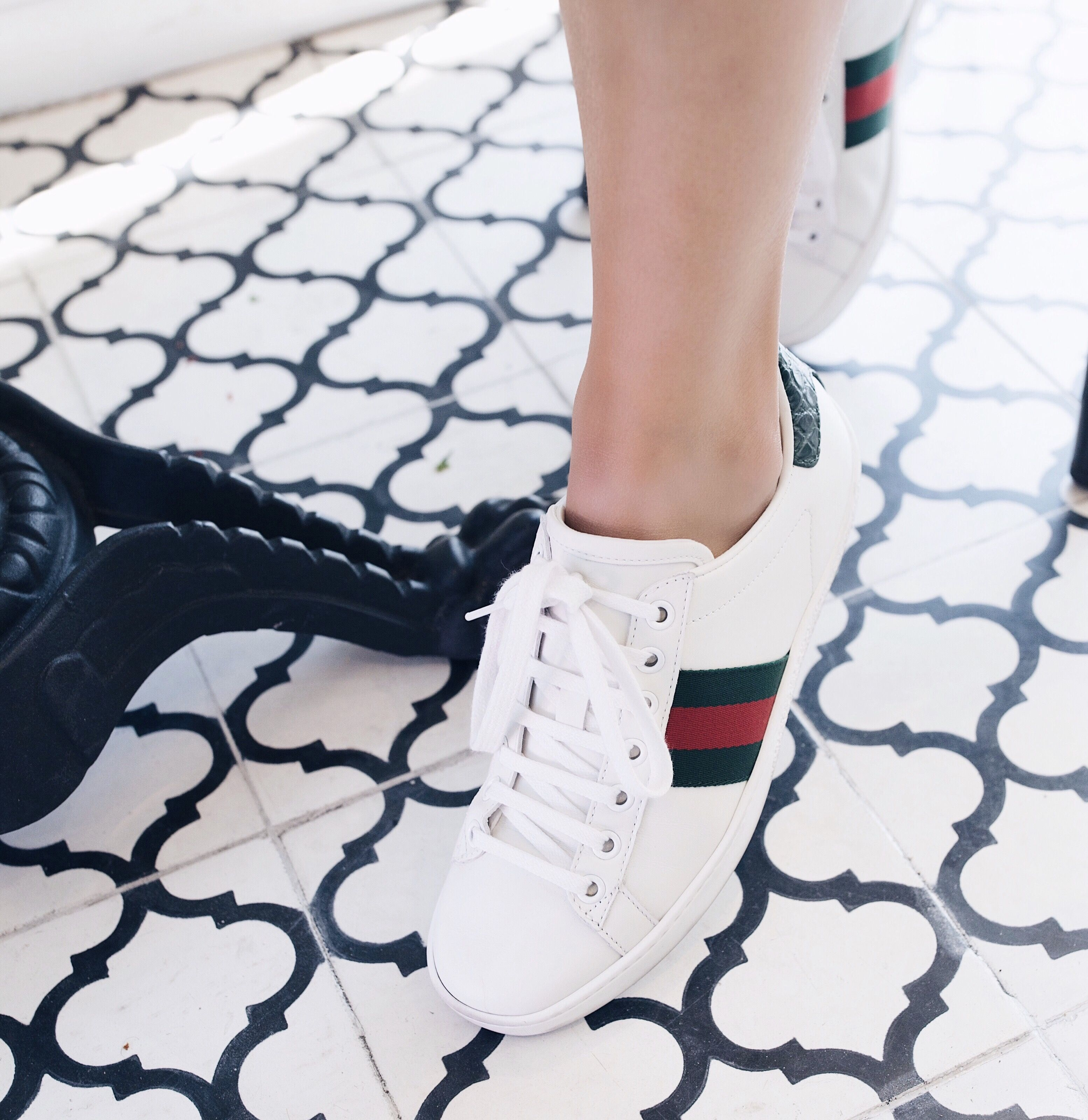 2736c5fc2aa3c Gucci Ace Sneakers
