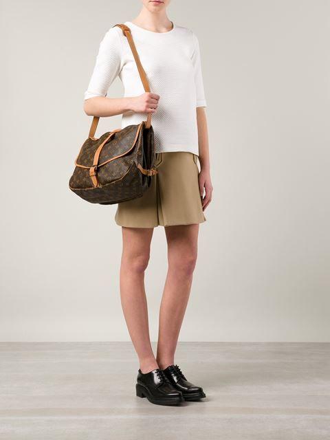 0cd72ba1df3a Louis Vuitton  Saumur 35  shoulder bag