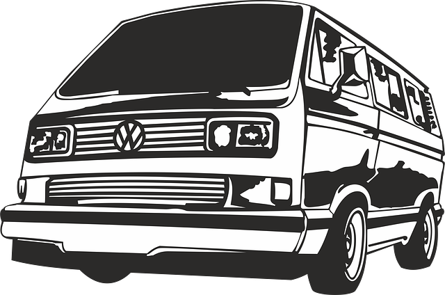 Vw T3 Cartoon Google 搜尋 Vw Bus Pinterest Vinilos