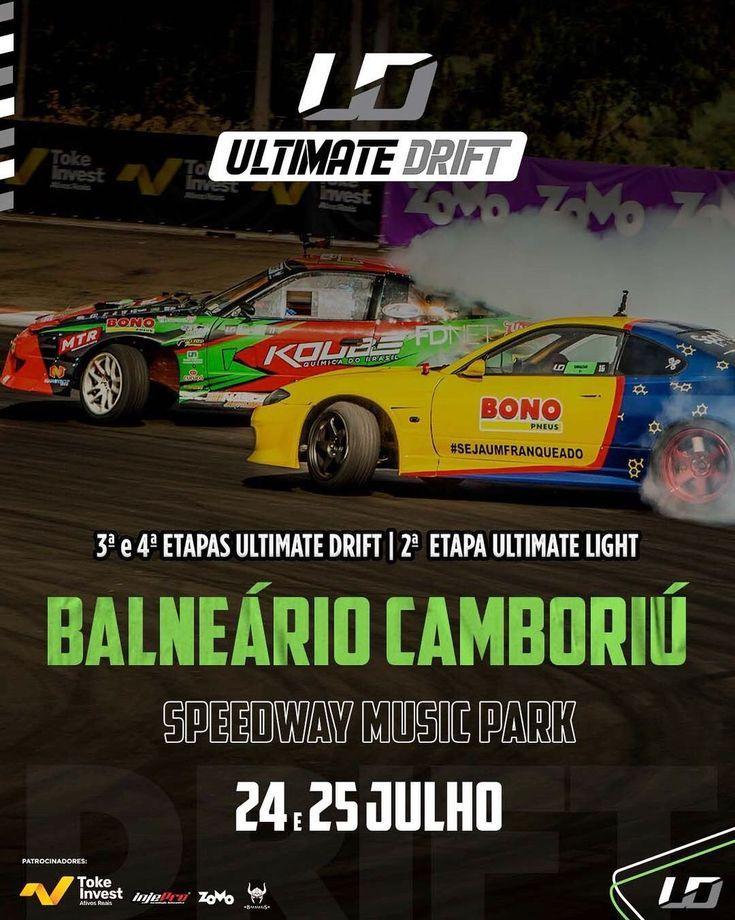 ultimate drift etapa balneario camboriu - rk motors