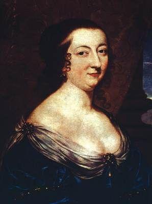 Madame De Sevigne Rambouillet Salon Litteraire Marquise