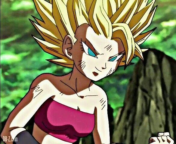 Caulifla Ssj Anime Dragon Ball Dragon Ball Dragon Ball Z