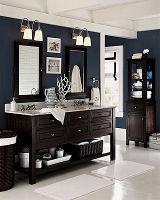 tried and true nautical blue paint colors | home, easy