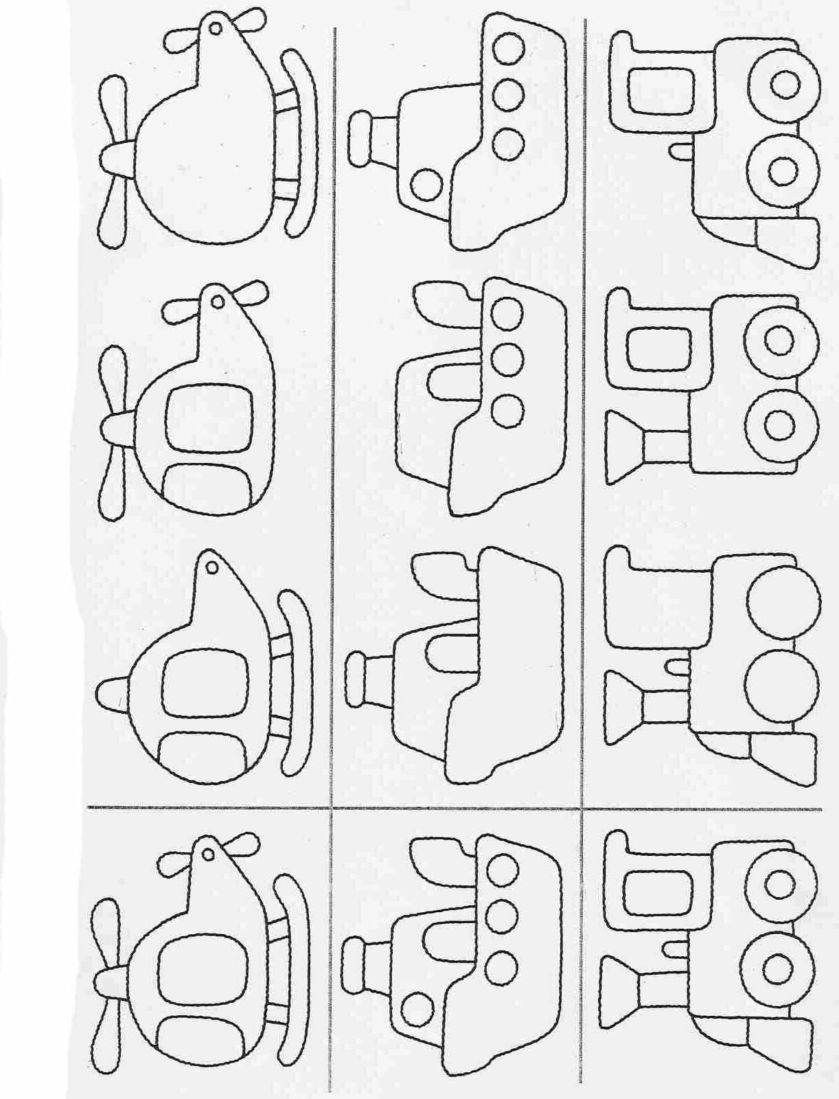 Elementary School Worksheets Complete and coloring 31 | Graad R ...