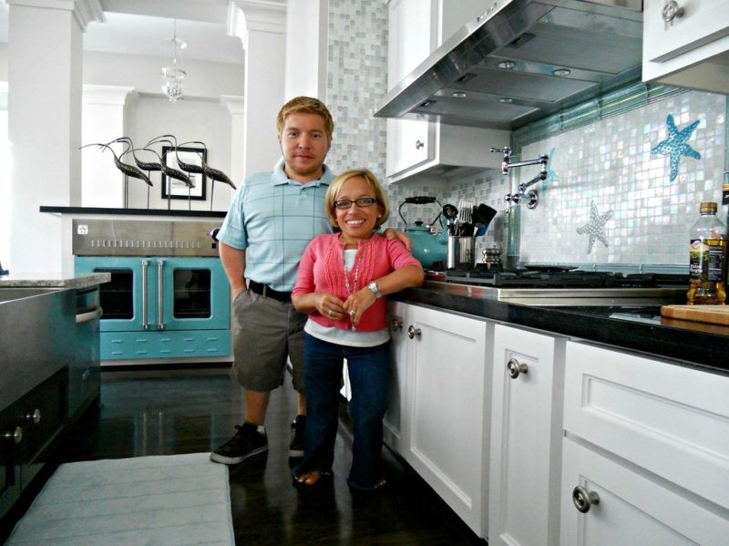 The Little Couple Jen Arnold And Bill Klein Selling Houston Home The Little Couple Couples Little People