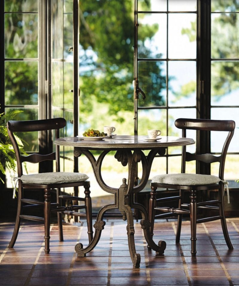 Fallyn Dining Side Chair in Grey Upholstered dining chairs and