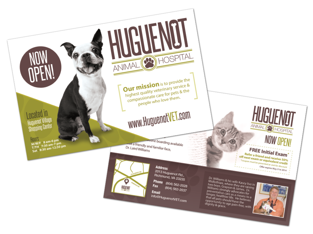 Our graphic artists design stunning, professional business cards ...