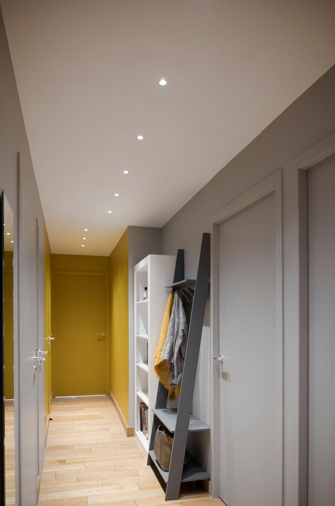 Peindre Couloir Gris Perle peinture couloir : quelle couleur pour plus d'éclat | home
