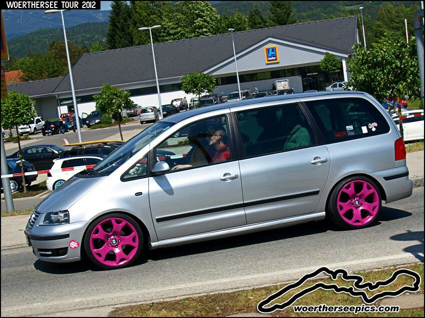 Pin By Kaitlyn On Dodge Caravan Vw Sharan