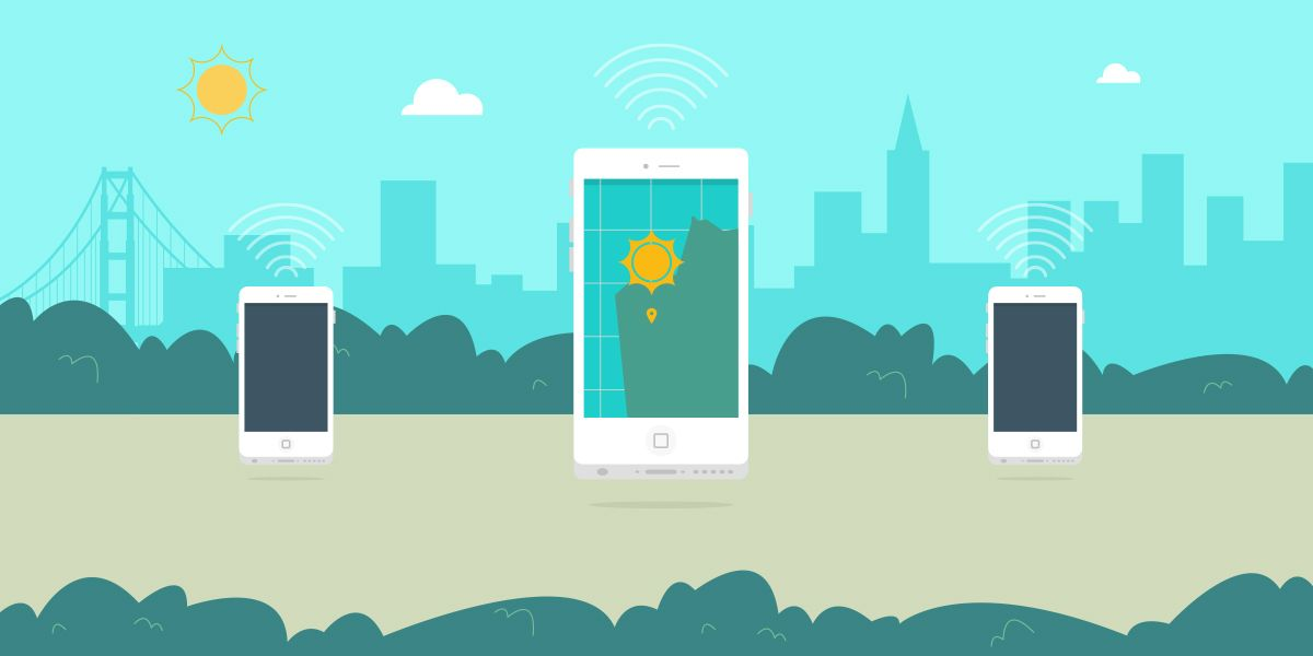 Sunshine is a new peer to peer weather reporting network that connects you to a community of weather conscious enthusiasts in your area. Using built-in smartphone sensors, we give you precise weather predictions of up to 24 hours in advance so you can plan ahead.