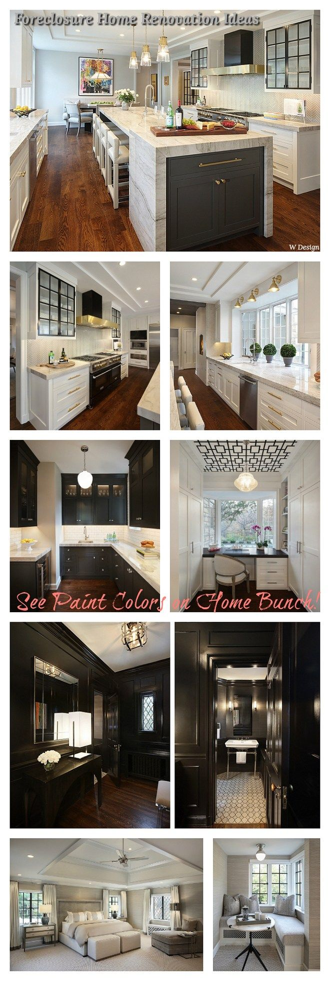 Forclosure Remodel: Foreclosure Home Renovation Ideas Foreclosure Home