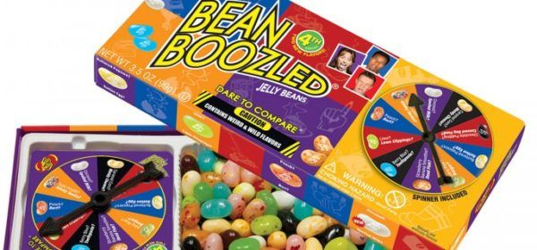 Are You Ready to be Bean Boozled?