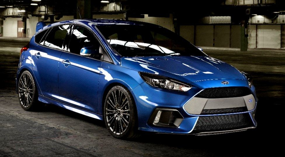 6 Things You Need to Know About The 2016 Ford Focus RS