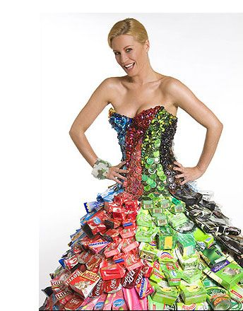 Used packing dress | Fashion & accessories | Pinterest | Unique ...