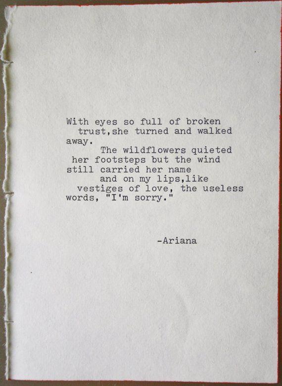 Poem original poetry love poem typrography typographic art love print wedding vows home decor wall a