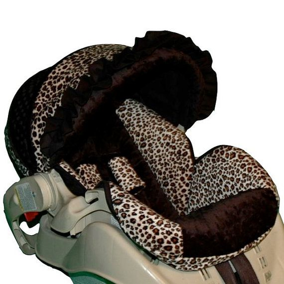 Custom Replacement Baby Car Seat Cover Graco Snugride 22 Wild Thing