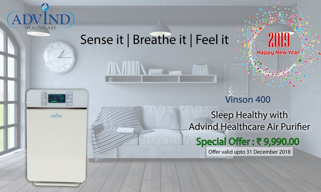 We Wish You A New Year Filled With Wonder Peace And Meaning Happy 2019 Air Purifier House Interior Health Care