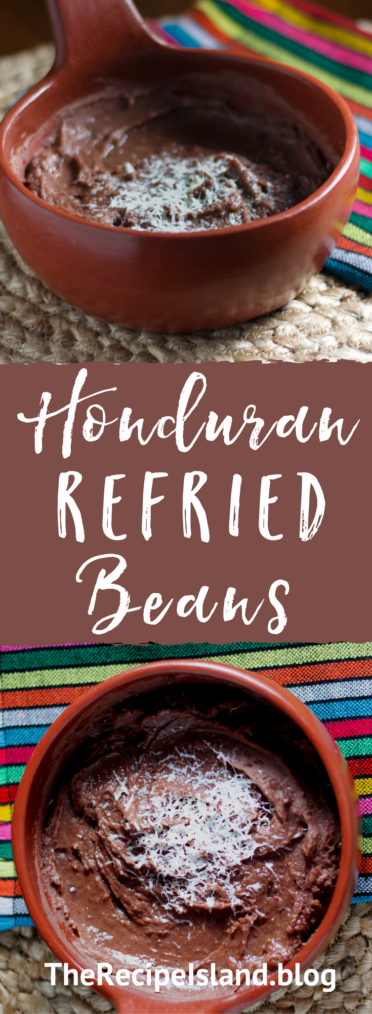 Honduran refried beans frijoles refritos mexican bake beans learn how to make this classic honduran refried beans frijoles refritos with an island twist on the recipe island forumfinder Image collections