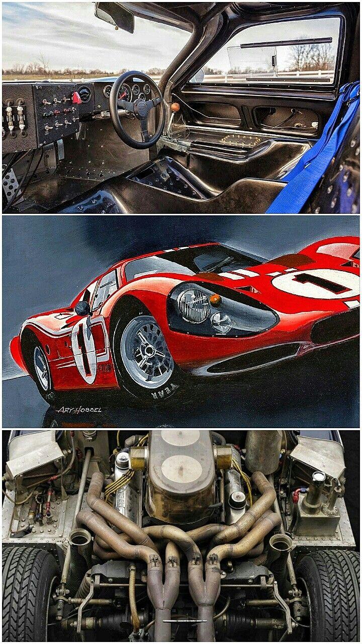 1967 Ford Gt40 Mk Iv Winner 1967 Le Mans 24 Dan Gurney A J