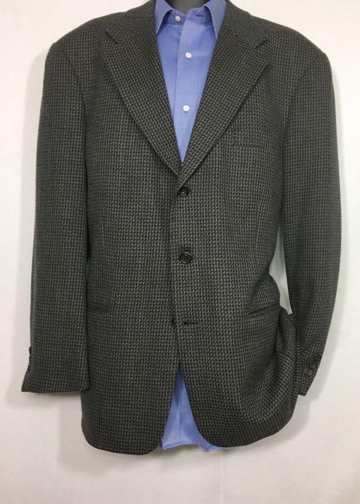 Claiborne Mens Sport Coat Size 50r Clothing, Shoes & Accessories