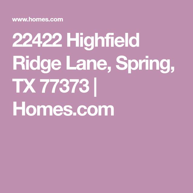 Evergreen Ridge Luxury Apartments On The River: 22422 Highfield Ridge Lane, Spring, TX 77373