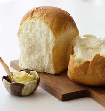 ミルク食パン 写真