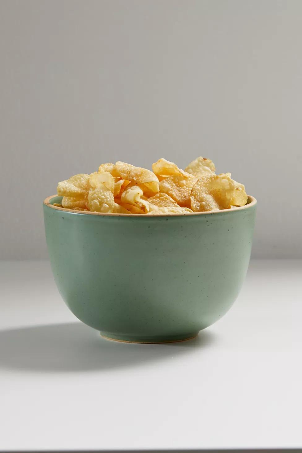 Natural Boho Cereal Bowl Cereal Bowls Safe Food Bowl