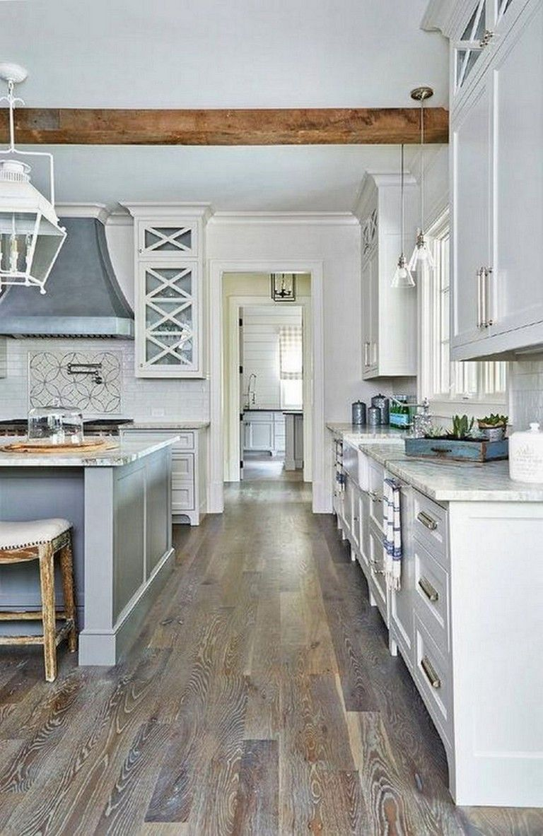 9+ Marvelous Modern White Kitchen Ideas For Excellent Home ...