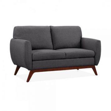 Süßes, Kleines 2 Sitzer Sofa Von Cult Living In Grau