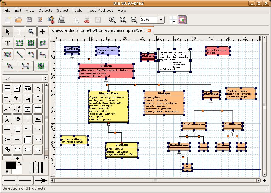 Dia diagram editor computer pinterest dia diagram editor ccuart Images