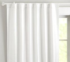 Monique Lhuillier Collection Pottery Barn Kids Silk Curtains