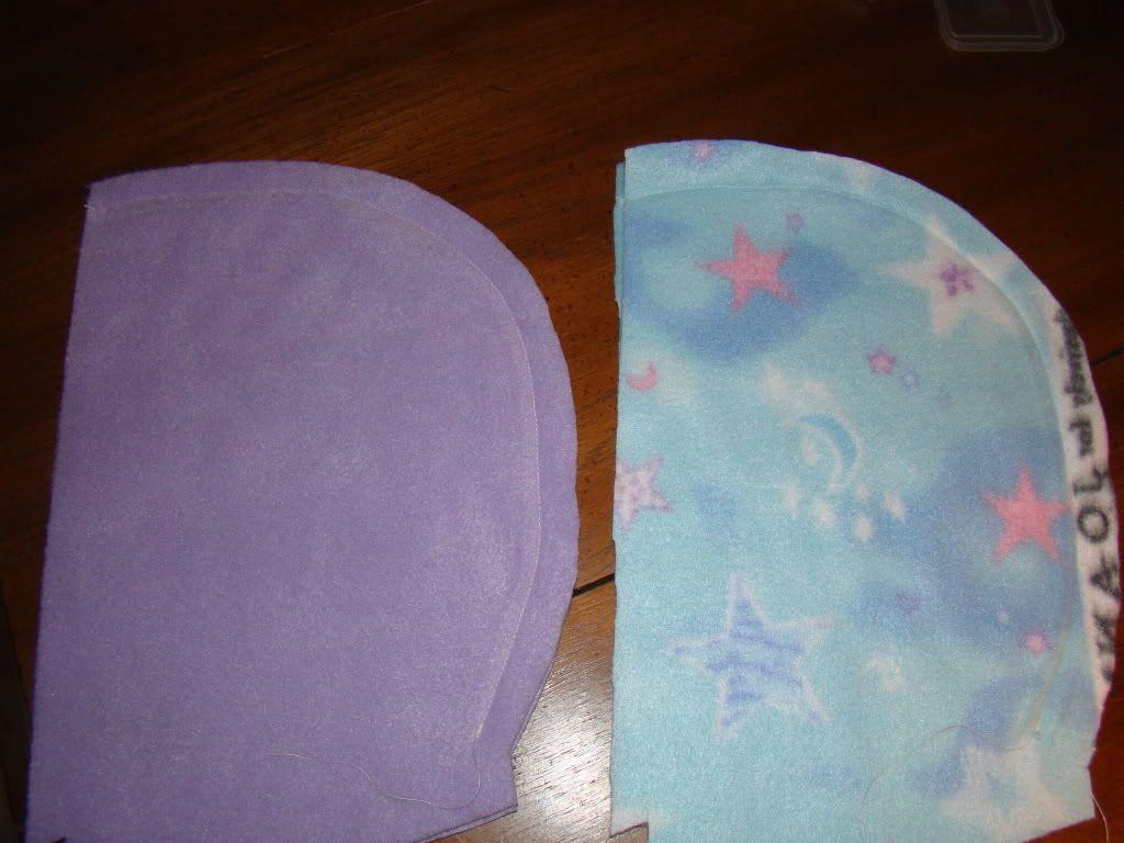 how to make a car seat poncho