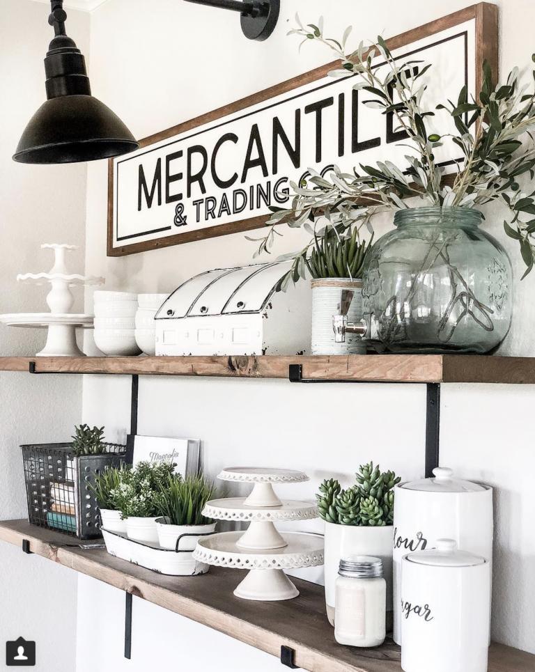 Photo of Fabelhafte Bauernhaus Dekor DIY Ideen | Der Cottage-Markt
