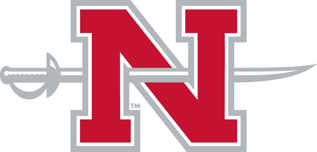 Nicholls State Colonels College Logo Sports Logo Design