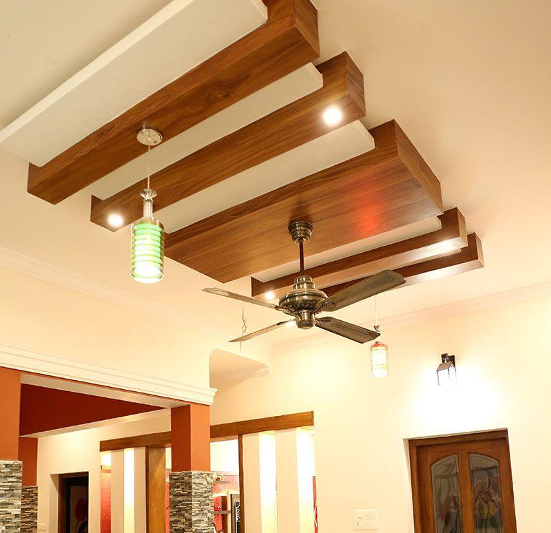 False Ceiling Design For Bedroom With Fan Ceiling Design Modern