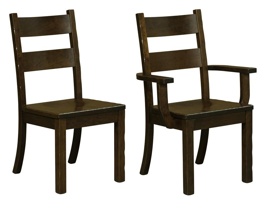 Borkholder Furniture Western Chair 13011 And 13012