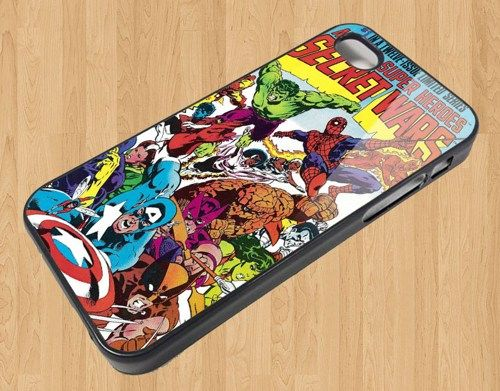 cover iphone 5 marvel
