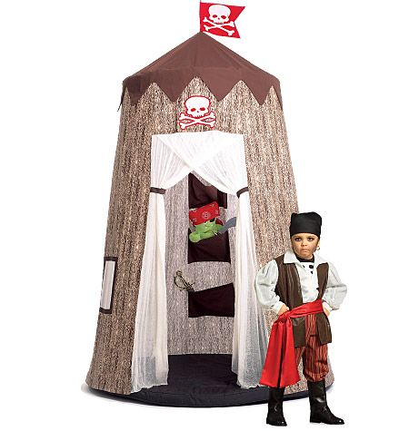 pirate tent pattern  sc 1 st  Pinterest & pirate tent pattern | sewing for boys | Pinterest | Tents ...