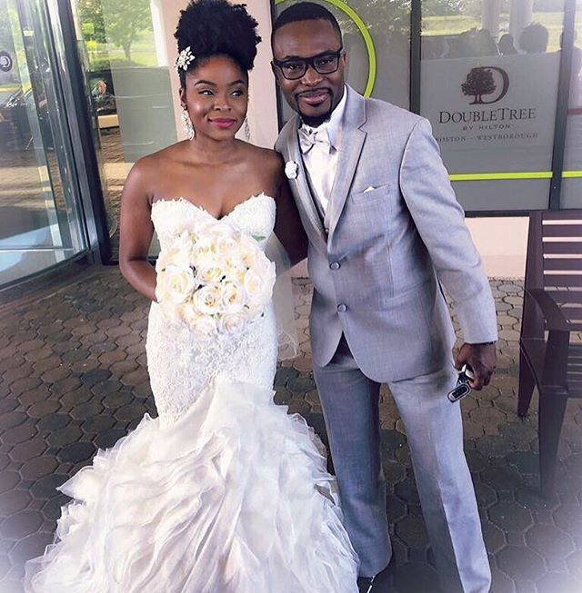Wedding Hairstyles In Jamaica: 17 Flawless Brides Rocking Their Natural Hair