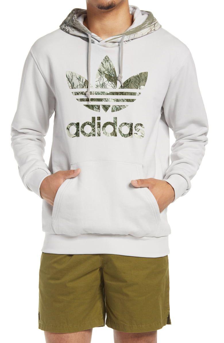 Adidas Originals Camo Hoodie Nordstrom Camo Hoodie Hoodies Gray Hoodies [ 1196 x 780 Pixel ]