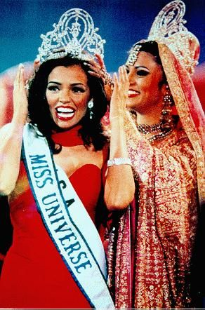 Miss universe crowning music